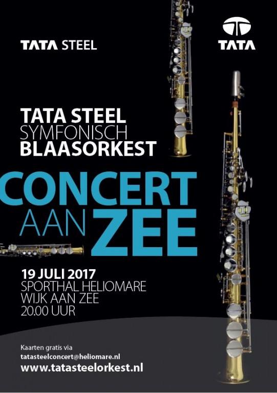 Concert Aan Zee